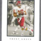 TRENT GREEN 2004 Fleer InScribed #14.  CHIEFS