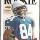 JOEY GALLOWAY 1995 Pinnacle Summit Rookie #168.  SEAHAWKS