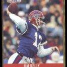 JIM KELLY 1990 Pro Set #40.  BILLS