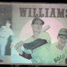 TED WILLIAMS 1992 Upper Deck Hologram Insert #HH2.  RED SOX