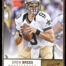 DREW BREES 2012 Panini Absolute #63.  SAINTS