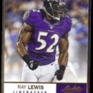 RAY LEWIS 2012 Panini Absolute #7.  RAVENS
