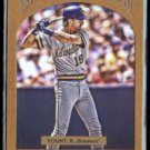 ROBIN YOUNT 2011 Topps Gypsy Queen #'d Insert 763/999.  BREWERS