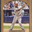 RYAN HOWARD 2011 Topps Gypsy Queen #'d Insert 228/999.  PHILLIES