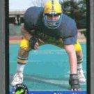 LANCE OLBERDING 1992 Classic Draft #72.  BENGALS