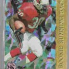 RON MOORE 1993 Pro Set Rookie RB Prism Insert #RRB4.  CARDS