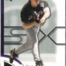 RANDY JOHNSON 2002 Upper Deck SP #60.  DIAMONDBACKS