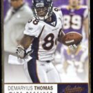 DEMARYIUS THOMAS 2012 Panini Absolute #44.  BRONCOS