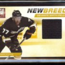 DEVANTE SMITH-PELLY 2011 Elite Player Worn Material #9.  New Breed - Thick Stock