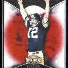 TERRY BRADSHAW 2009 Topps Triple Threads #'d Insert 264/799.  STEELERS