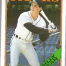 BILLY BEAN 1988 Topps #267.  TIGERS