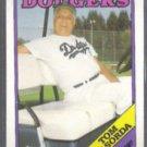 TOM LaSORDA 1988 Topps #74.  LA