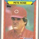 PETE ROSE 1988 Topps Kmart odd #22.  REDS - Glossy