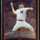 MARIANO RIVERA 2001 Bowman Chrome #104.  YANKEES