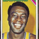 CAZZIE RUSSELL 1975 Topps #34.  LAKERS