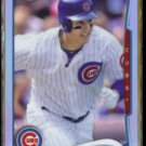 ANTHONY RIZZO 2014 Topps Chrome Refractor #'d Insert 021/199.  CUBS