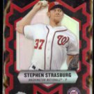 STEPHEN STRASBURG 2013 Topps Chrome (Close Connection) Insert #CC-SS.  NATS