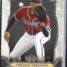 FREDDIE FREEMAN 2014 Topps Triple Threads #'d Ins. 03/99 (Thick Stock).  BRAVES