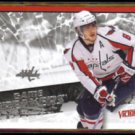 ALEXANDER OVECHKIN 2008 UD Victory Game Breakers Insert #GB-2.  CAPITALS
