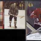 BOBBY HULL 2010 Panini Certified #'d Insert 168/250 + Limited 035/299.  LEGENDS