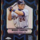 MIGUEL CABRERA 2013 Topps Chrome (Close Connection) Insert #CC-MC.  TIGERS