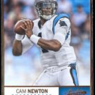 CAM NEWTON 2012 Panini Absolute #1.  PANTHERS