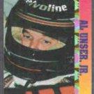 AL UNSER Jr. 1993 Ballstreet News Insert from set N#OB.