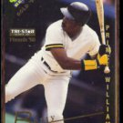 BARRY BONDS 1993 Classic Best Gold PROMO Insert #3 of 3.  PRINCE WILLIAM
