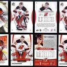 MARTIN BRODEUR (8) Card Lot (2007, 2008 + 2014)  DEVILS