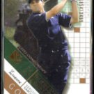 SERGIO GARCIA 2003 UD SP Authentic #'d Insert 1854/3499.  Winner's Scorecard