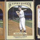 AL KALINE 2011 Gypsy Queen #'d Insert + Reg. Issue + 2012 Goodwin Champs.  TIGERS