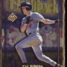 CAL RIPKEN Jr. 1997 Topps Flashback Insert #FB5.  ORIOLES