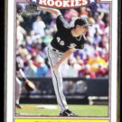 CHRIS SALE 2011 Topps Commemorative Rookies #2 of 20.  WHITE SOX