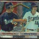 KEN GRIFFEY Jr. 1994 Bowman's Best #96 w/ Johnny Damon.