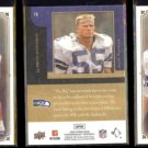 BRIAN BOSWORTH (3) 2008 UD Masterpieces #16.  SEAHAWKS