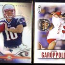 JIMMY GAROPPOLO 2014 Topps Platinum + Sage Hit Rookies.  PATRIOTS