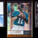BLAINE GABBERT (3) Card Lot w/ Rookies (2011 + 2012).  MISSOURI