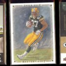 JORDY NELSON Rookies 2008 Topps Mayo's + (2) 2008 UD Masterpieces.  PACKERS
