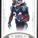 DeANGELO WILLIAMS 2013 Panini National Treasures #'d Insert 81/99.  PANTHERS