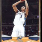 NICK YOUNG 2009 Panini #151.  WIZARDS