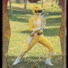 POWER RANGERS 1994 Saban (Yellow Ranger) Power Foil #118.