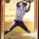 JUSTIN HUNTER 2013 Topps Turkey Red Rookie #37.  TITANS