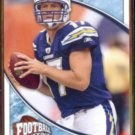 PHILIP RIVERS 2009 UD Heroes #'d Insert 92/99.  CHARGERS