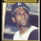 ROBERTO CLEMENTE 1990 JBC Collect-A-Books.  PIRATES