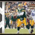 AARON RODGERS 2010 Panini Threads #50.  PACKERS