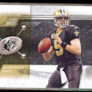 DREW BREES 2009 Upper Deck SPX #30.  SAINTS