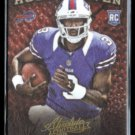 EJ MANUEL 2013 Panini Absolute Hogg Heaven Rookie #67.  BILLS - Thick Stock