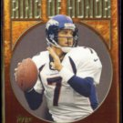 JOHN ELWAY 2002 Topps Ring of Honor Insert #JE33.  BRONCOS