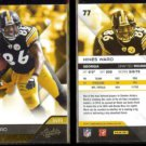 HINES WARD (2) 2011 Panini Absolute #77.  STEELERS