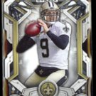 DREW BREES 2014 Topps Strata Die-Cut Insert #SDC-DBR.  SAINTS
